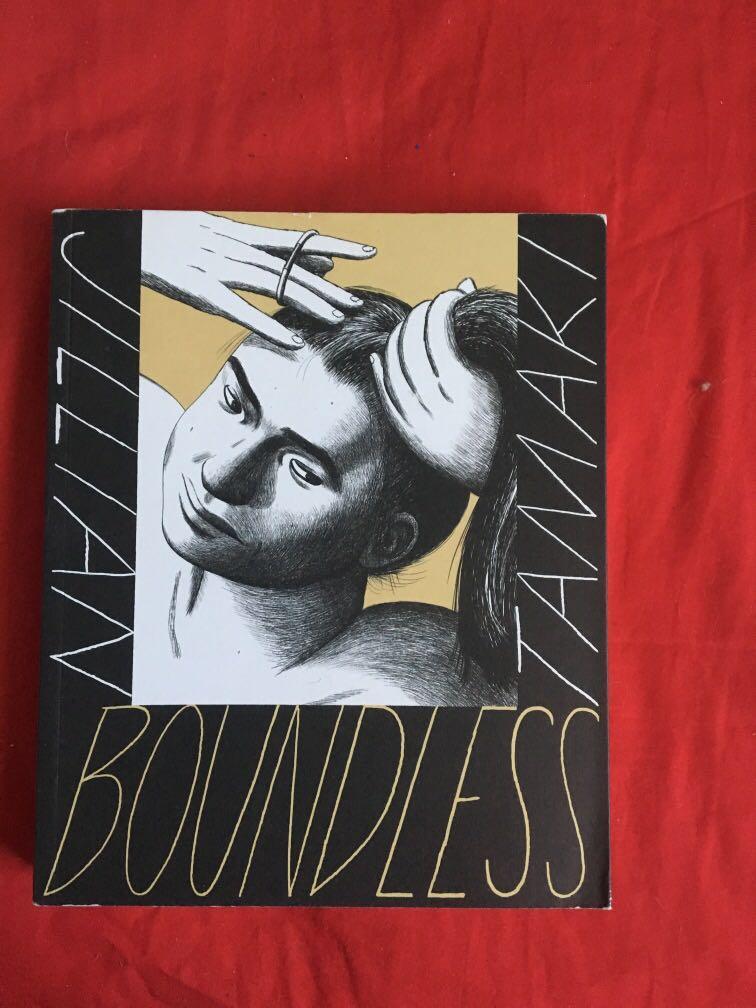 Boundless comic book Jillian Tamaki