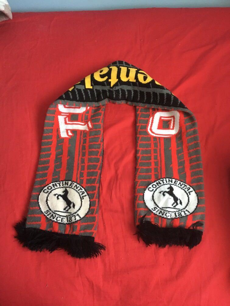 Continental Toronto FC scarf