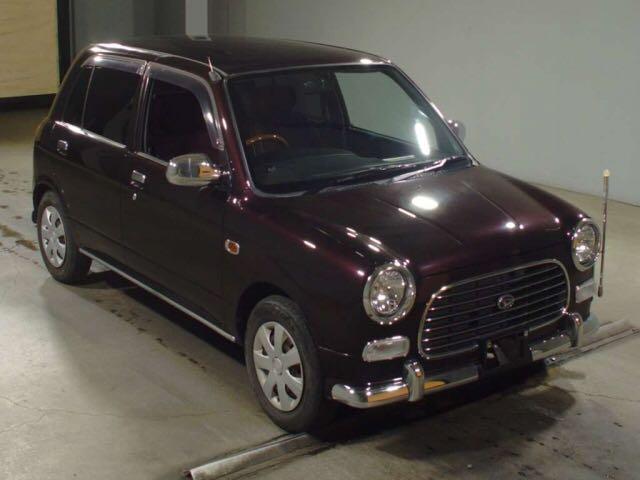 Daihatsu Mira 中古車/水貨車/汽車/二手車 Auto