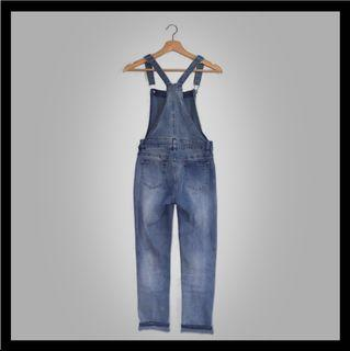 Denim overalls (size 1) - i took this photo for IG