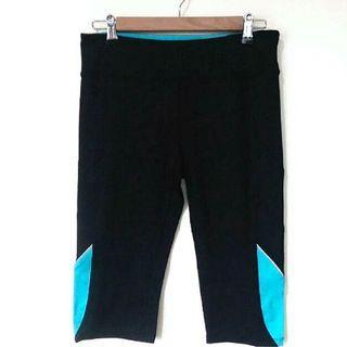 Forever21 Capri Yoga Pants