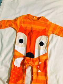 Fox bodysuit