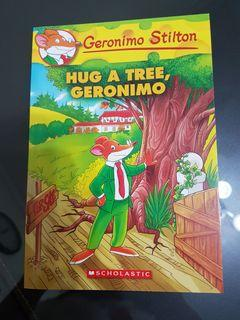 Geronimo Stilton Hug A Tree, Geronimo