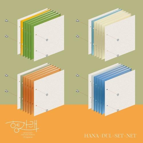 [G.O] SEVENTEEN 7th MINI ALBUM 헹가래[Heng:garæ]