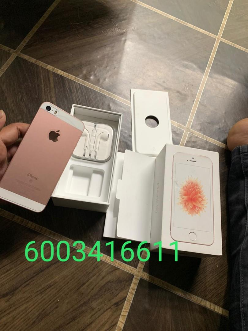 I phone 5 se