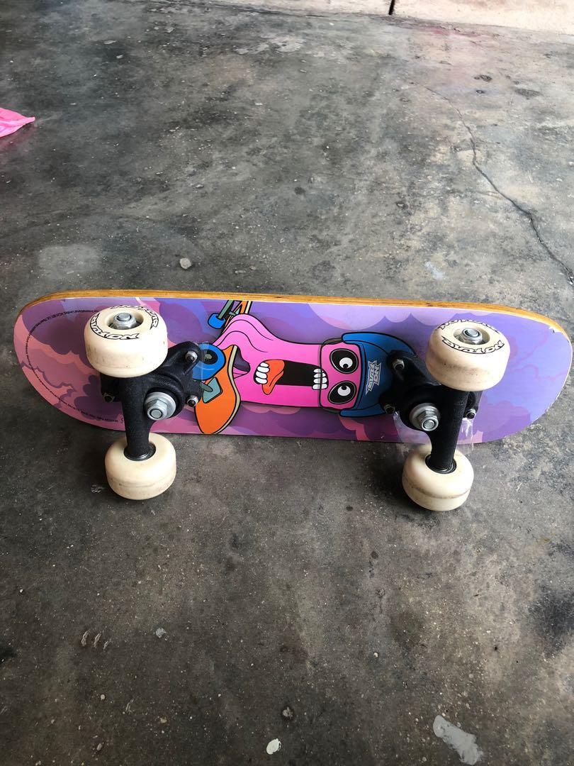 No Fear Micro skateboard per bambini