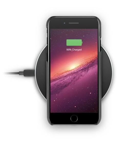 Qi Wireless Mobile Phone Charging Pad for iPhone and Android