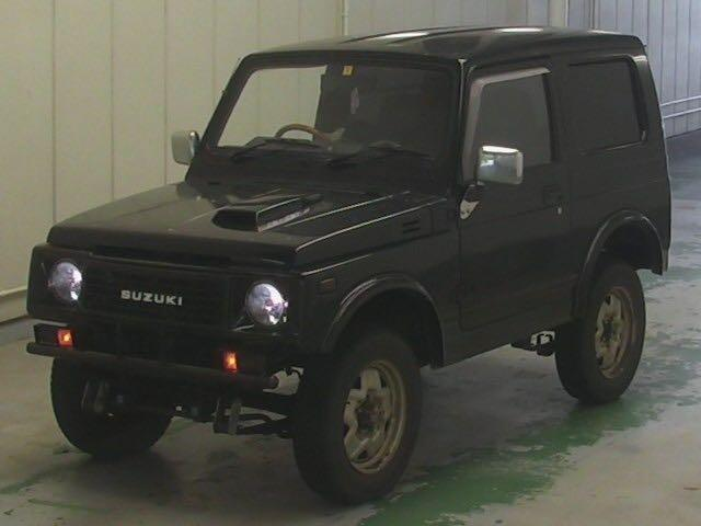 Suzuki Jimny - Auto