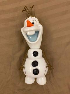 Talking Olaf 講話雪寶