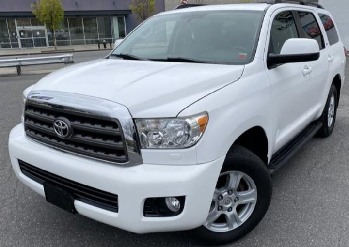 2011 Toyota Sequoia LTD.