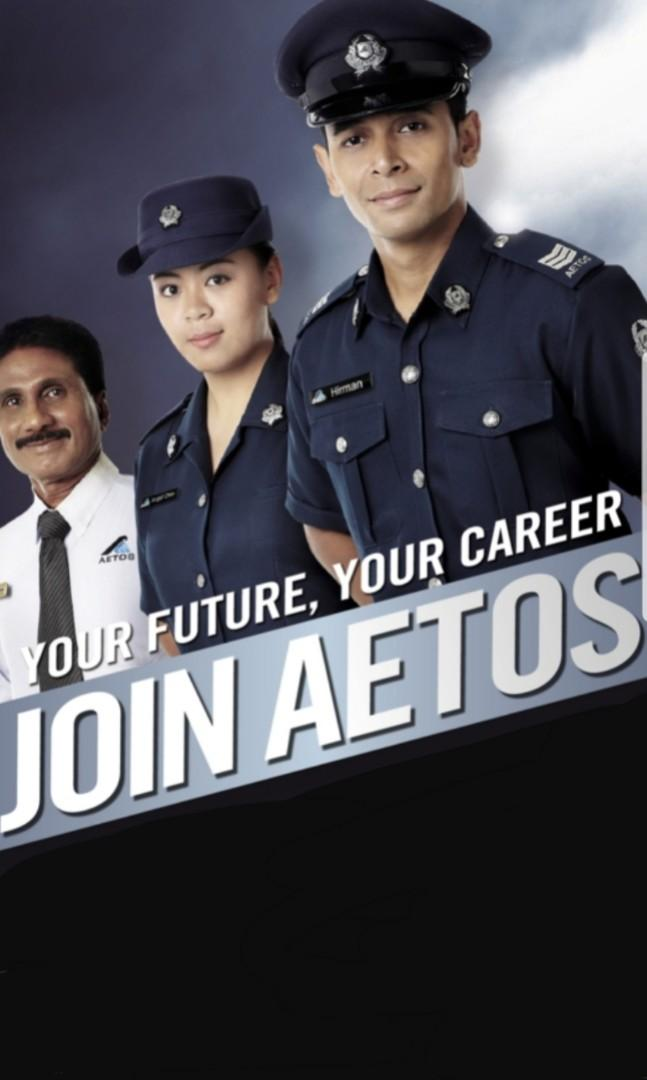 AETOS AUXILIARY POLICE FORCE(ARMED/UNARMED)