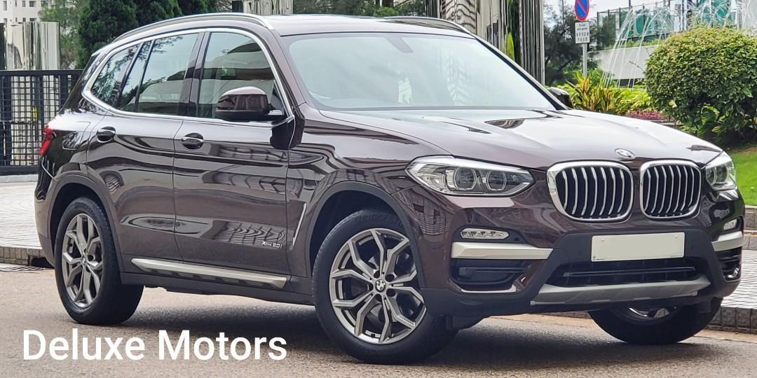 BMW X3 sDrive20i xLine (A)