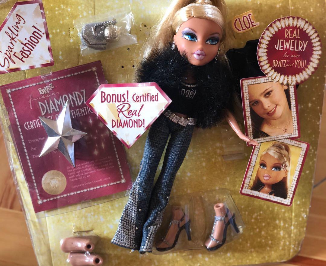 Bratz Forever Diamondz Cloe Repriced Toys Games Toys On Carousell