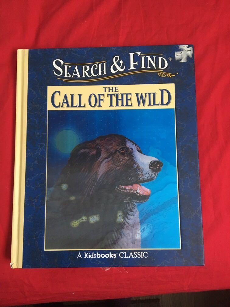Call of the wild comic book