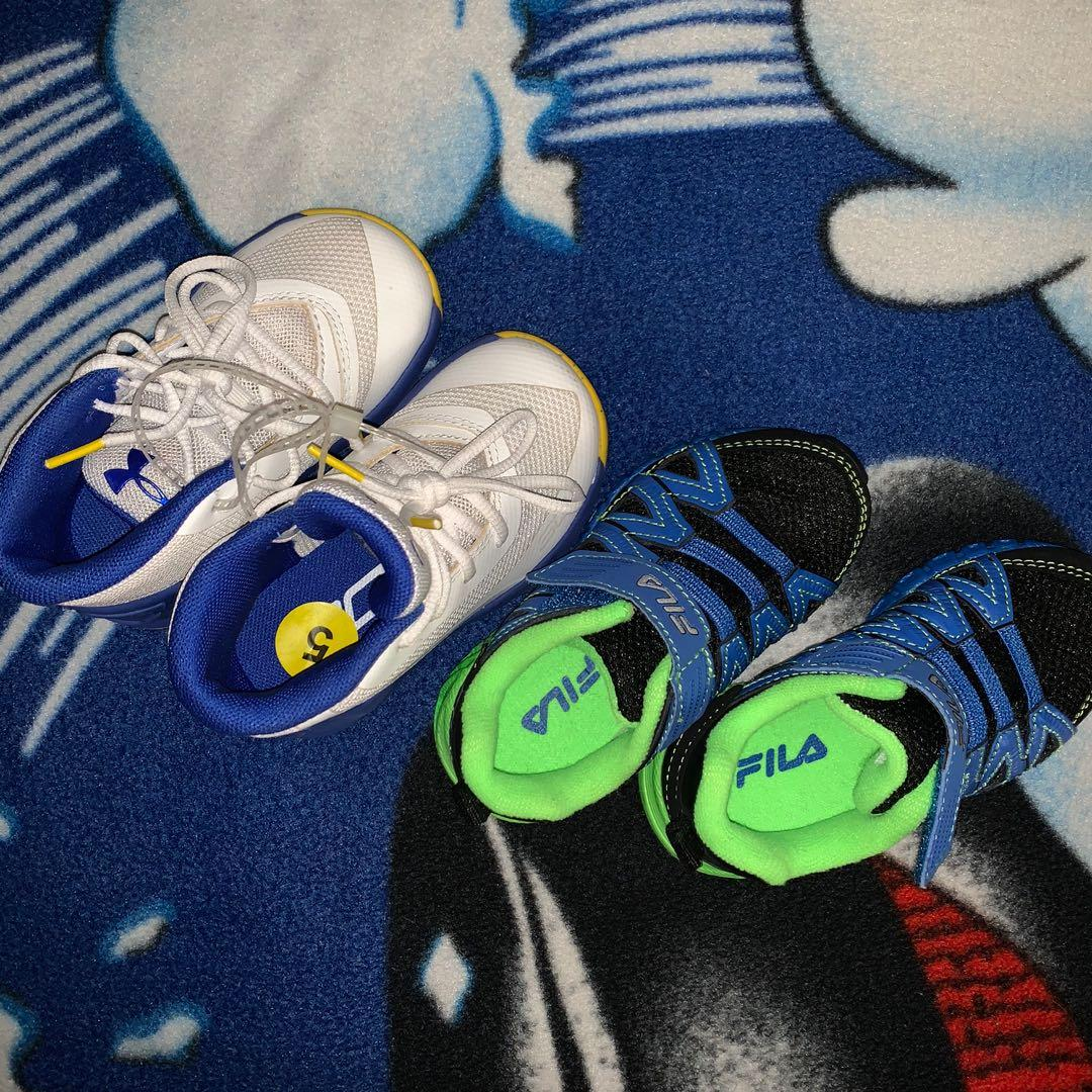Underarmour shoes for 12-15 months old