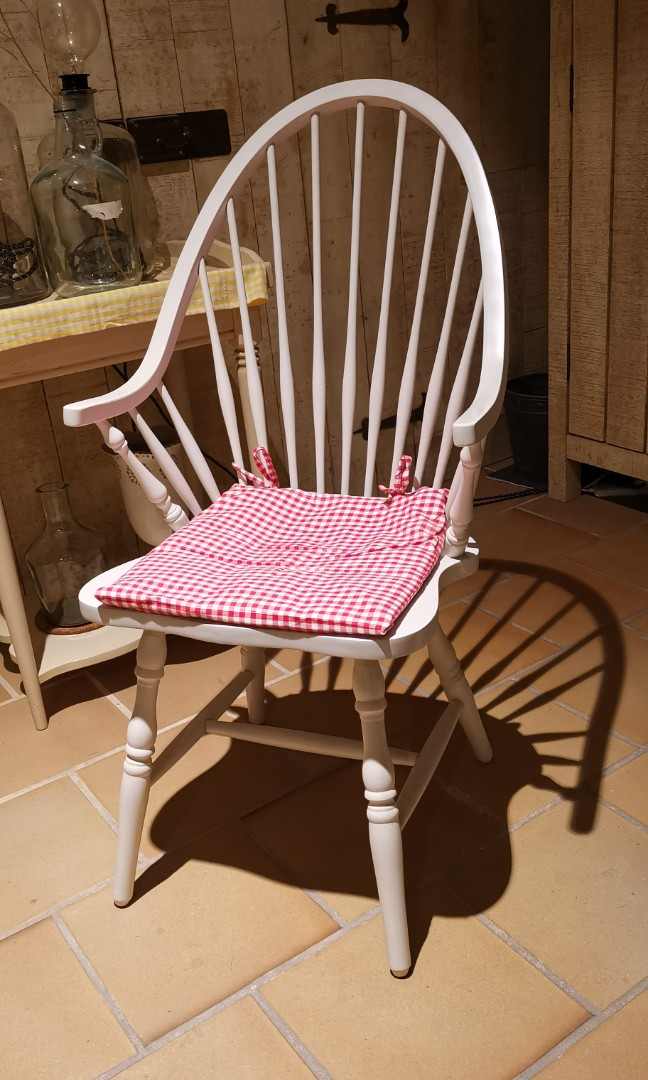 French English Traditional Arm Chair