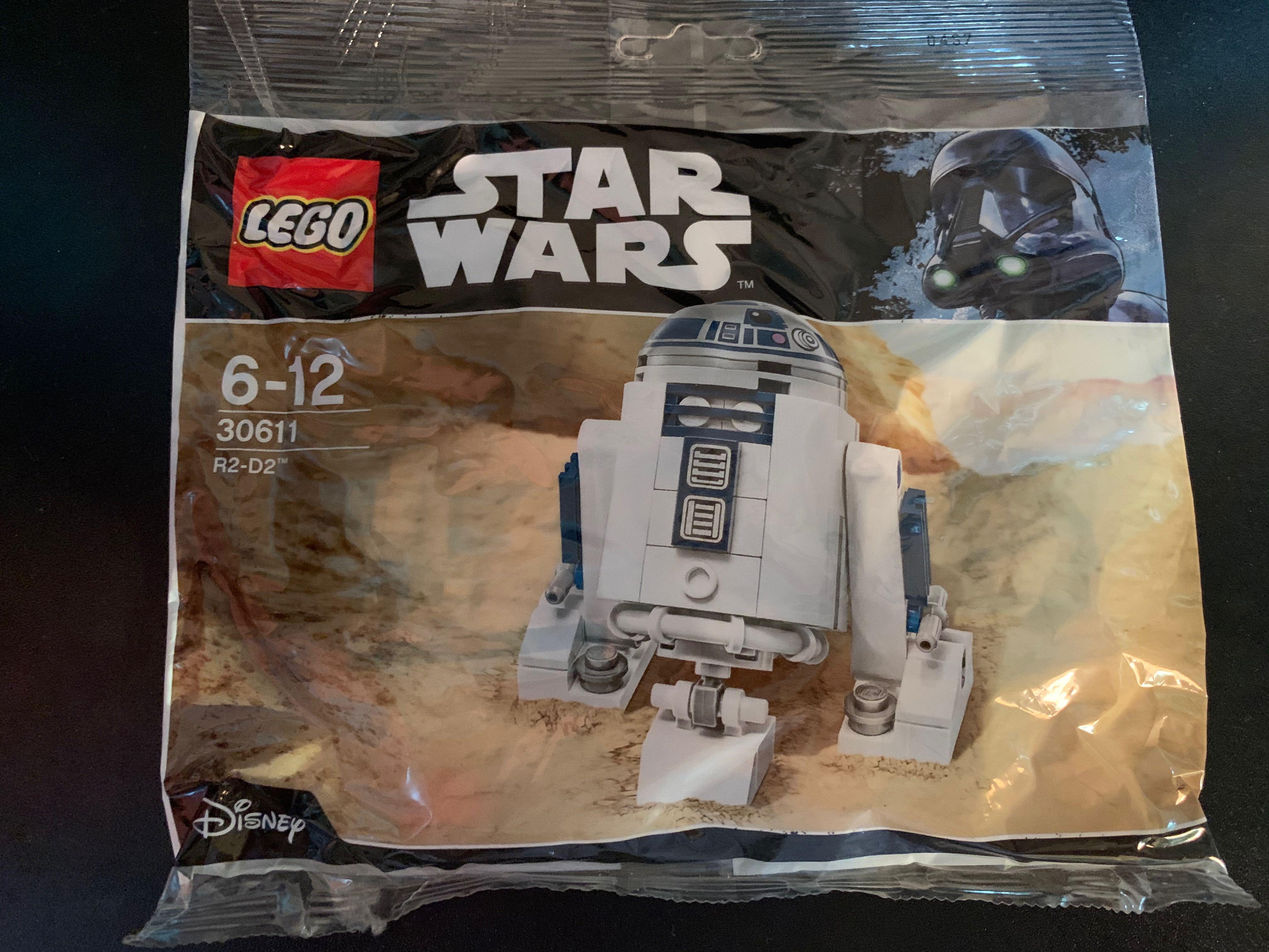 Lego R2-D2 set 30611 sealed
