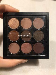 MAC Burgundy Times Nine Eye shadow Palette
