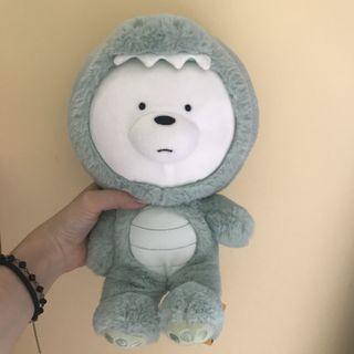 Miniso咱們小熊 (白熊)we bare bears