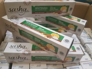 Pasta gigi Sasha Halal