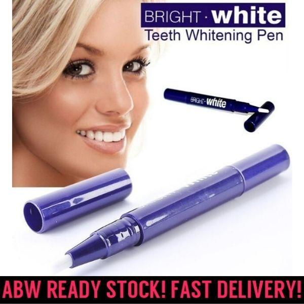 Ready Stock Bright White Teeth Whitening Pen Easy To Use