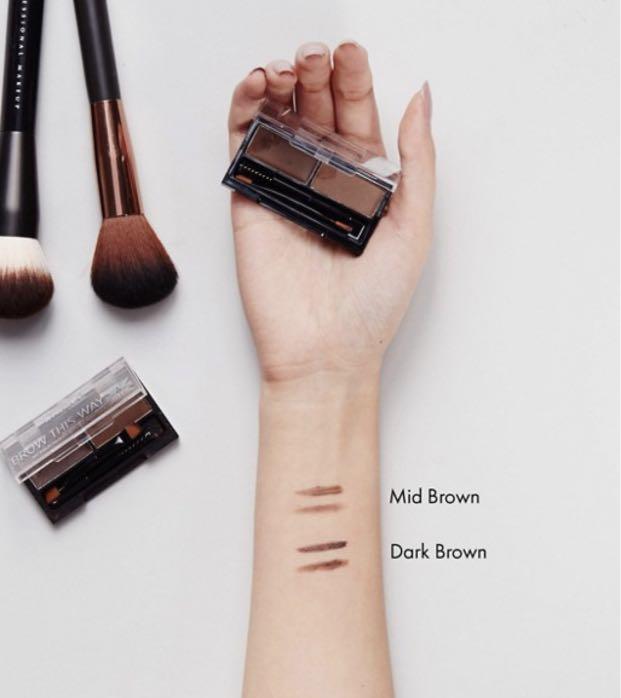 Rimmel Eyebrow Kit Health Beauty