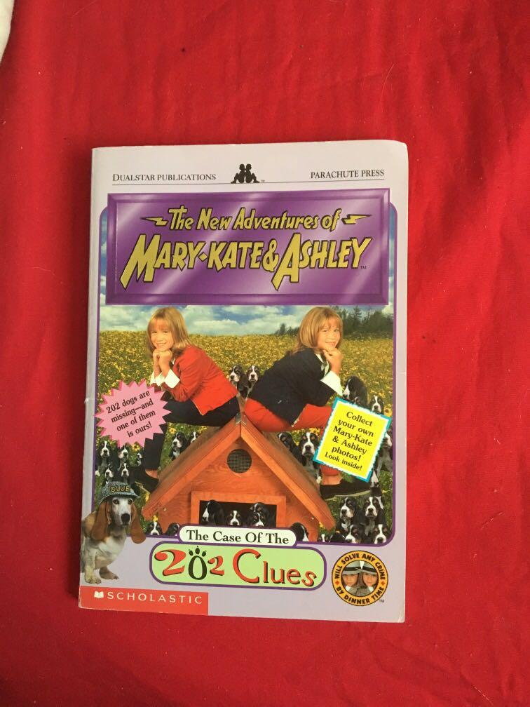 The new adventures of Mary Kate and Ashley book