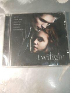 Used movie music CD : Twilight / soundtrack