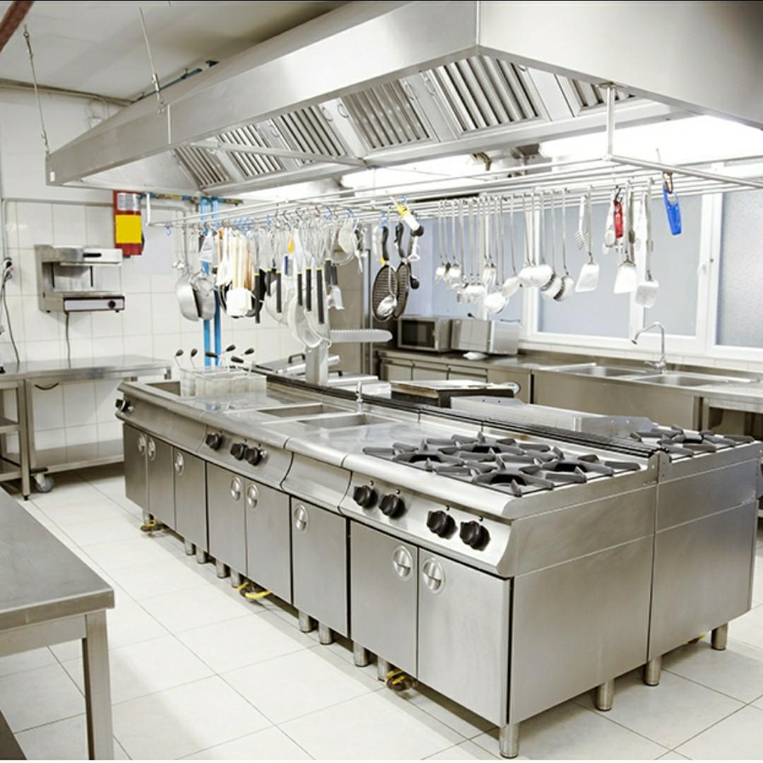 Wtb Looking To Buy Restaurant Cafe Bar Commercial Kitchen Stainless Steel Equipment Bulletin Board Looking For On Carousell