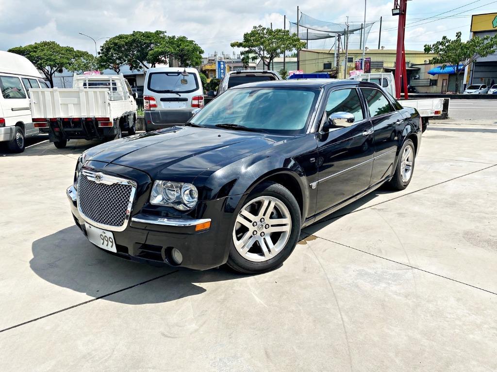 """稀有釋出 300C 2.7 """"小賓利""""  美式經典 2006年 Chrysler 克萊斯勒 董級坐駕 可全貸/增貸 自售 賓利 E200 740 730"""