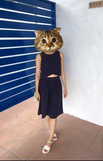 背心+裙子 兩件式