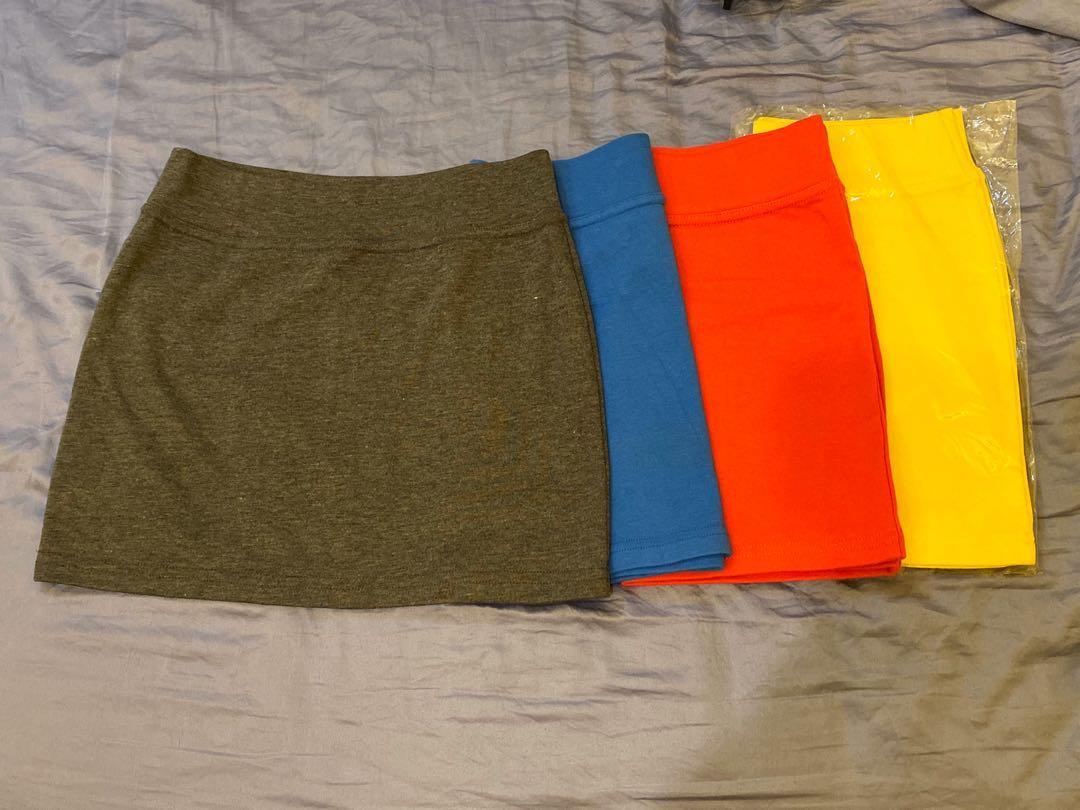 免費索取]棉質短裙 #GIVE