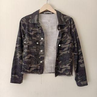 ADA WOMAN Army Jacket