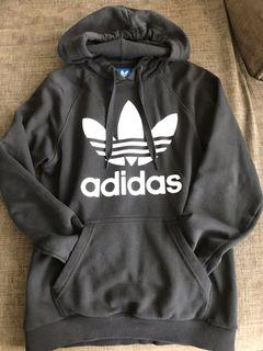 Adidas hoodie women's and tuque