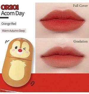 BN Etude House TSUM TSUM Jelly Mousse Tint Acorn Day Authentic