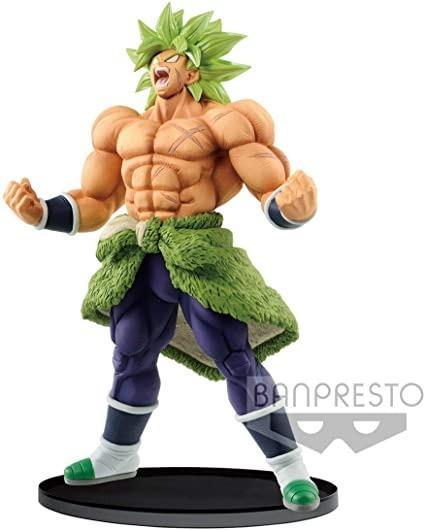 Broly MWFC Dragon Ball Super Special Champion Anime Figure