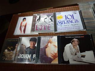 CD's....Various
