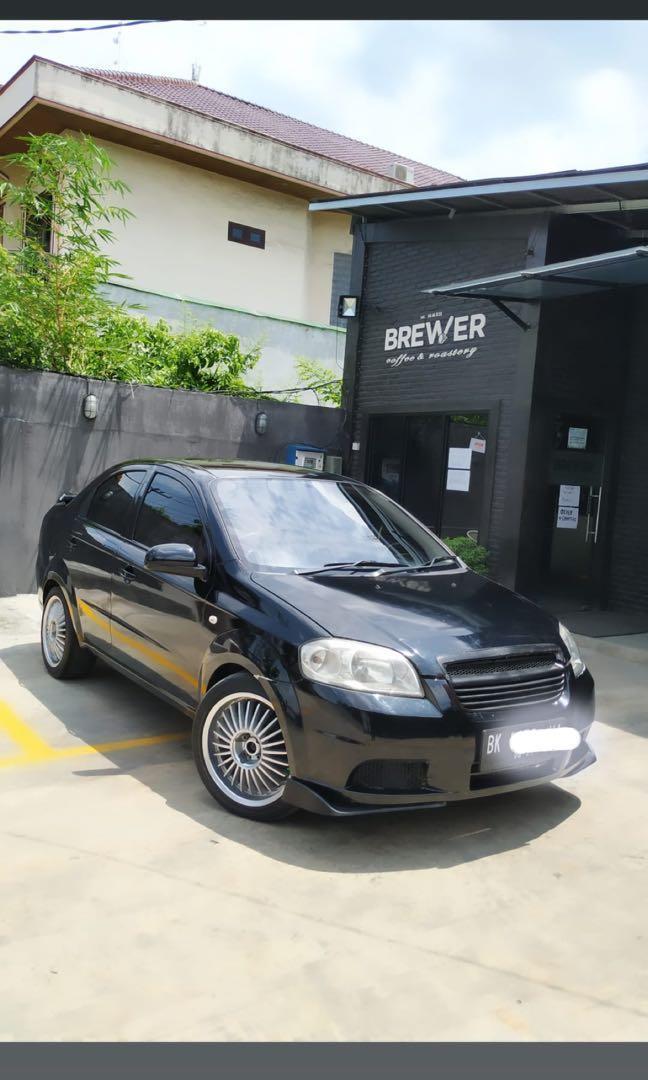 Chevrolet Lova 2012 jual cepat