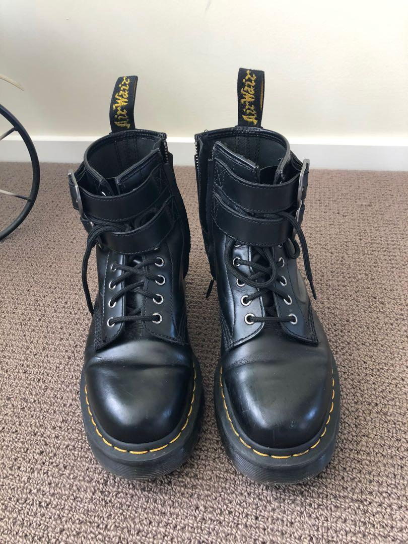 Doc marten 1460 boot with buckle