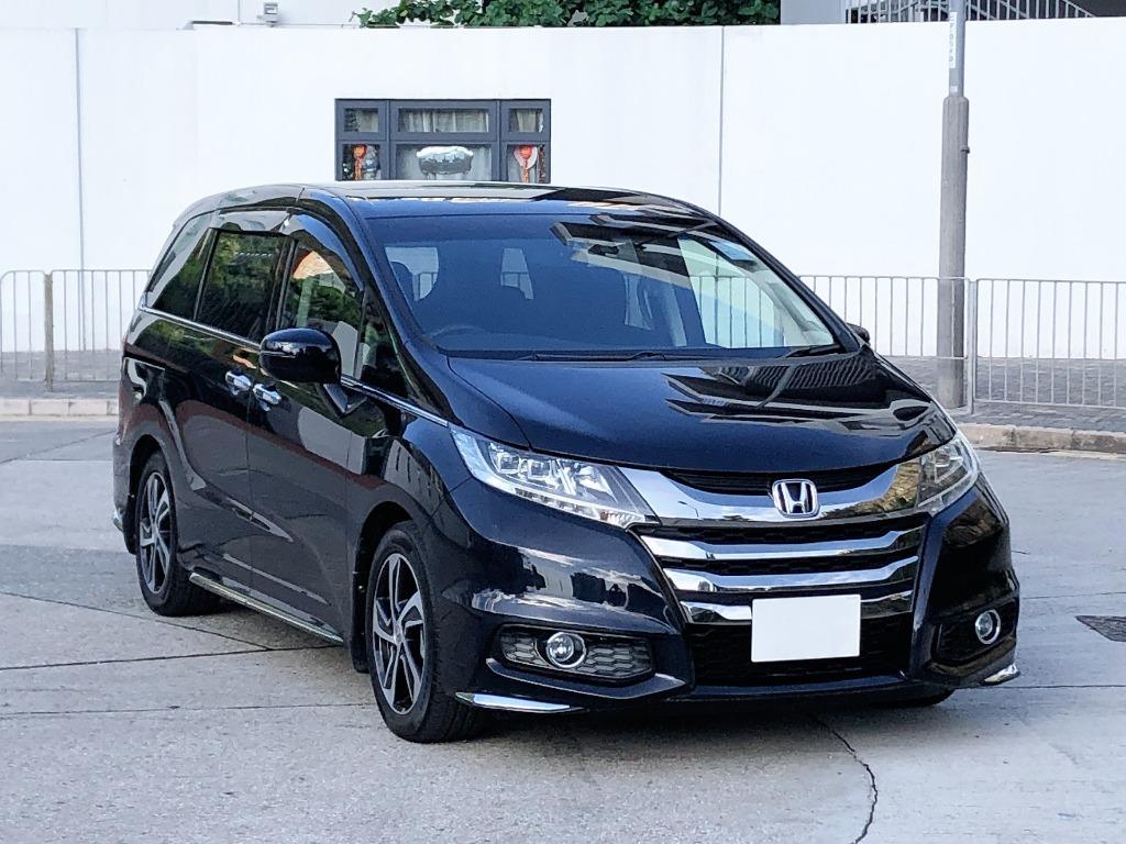 Honda    ODYSSEY ABSOLUTE RC1 2.4   2014 Auto