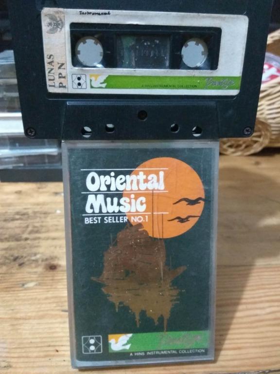 Kaset Pita Oriental Music Best Seller no 1