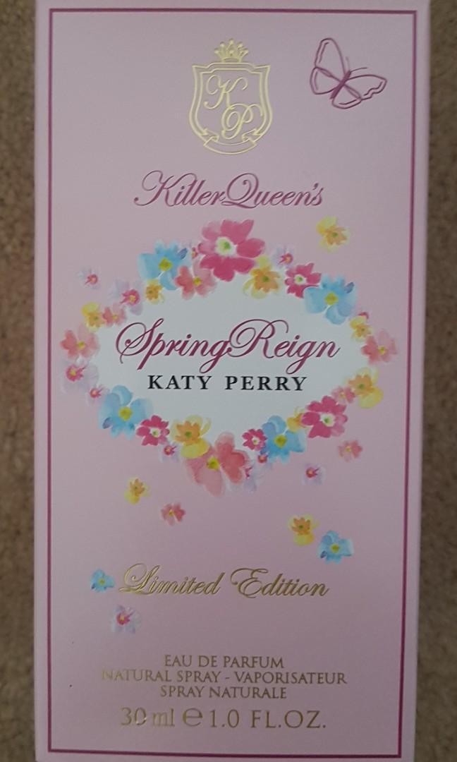 Katy Perry Eau De Parfum - Limited Edition