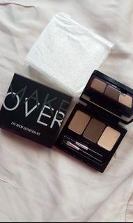 Makeover Eye Brow Definition Kit