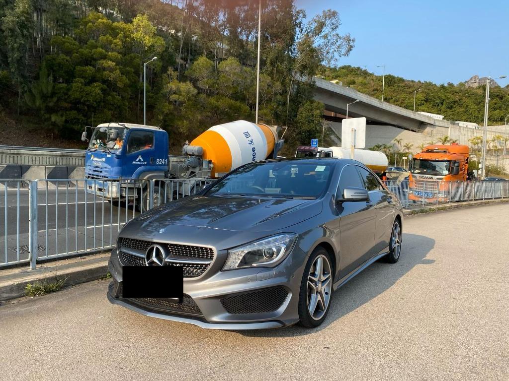 Mercedes-Benz CLA250 2015 Auto