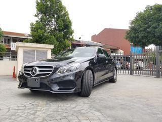 Mercedes-Benz E250 AMG Sport W212 Facelift