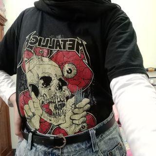 Metalica tshirt