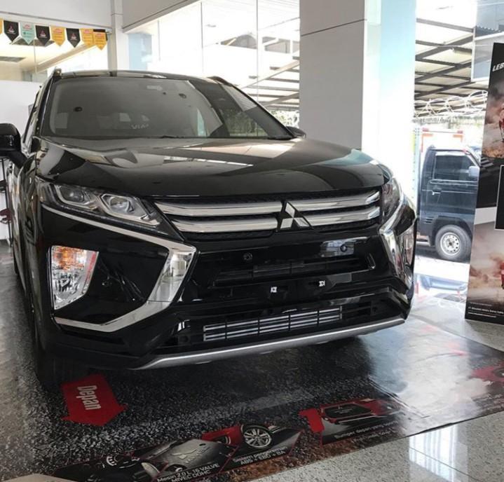 Mitsubishi Eclipse Cross Stok 2019 (Baru) Diskon Besar Dp Ringan 087878566851