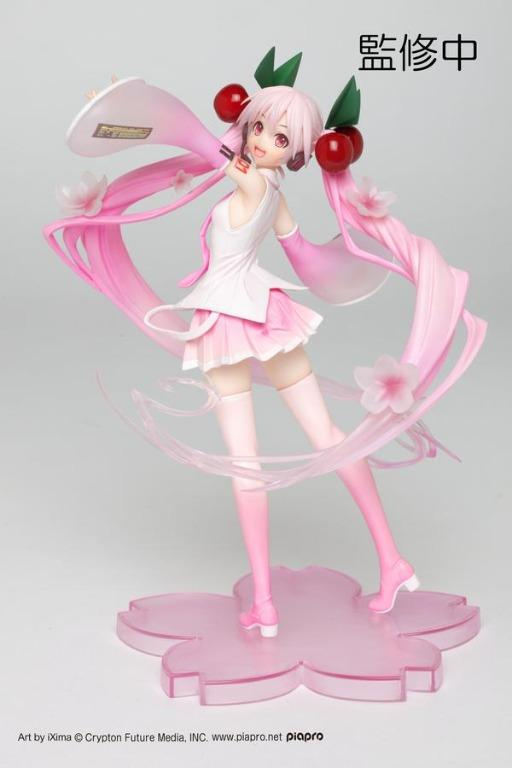 Sakura Miku 2020 Vocaloid Anime Figure