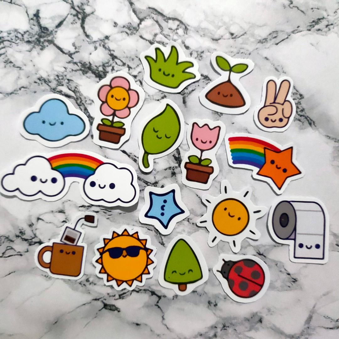 Sticker Season Spring Edition - PROMO