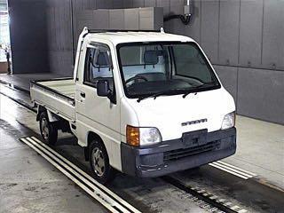 Subaru Sambar TT2 Manual